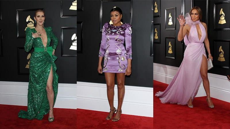 Grammy 2017: da Kat Graham a Lady Gaga, gli outfit delle star