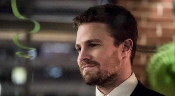 Stephen Amell, protagonista di Arrow, in vacanza in Italia