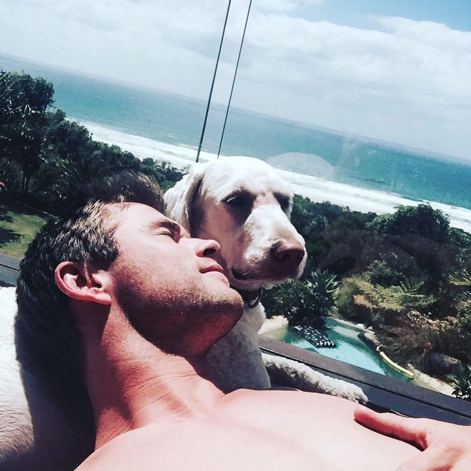 Chris Hemsworth foto