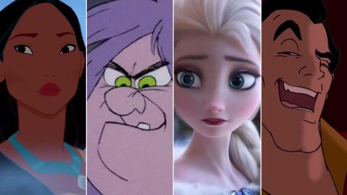 Sai riconoscere i personaggi della Disney dai loro occhi? (QUIZ)